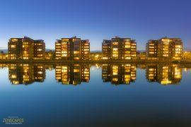 Stadslandschap Groningen - Haventje Hoornse Meer