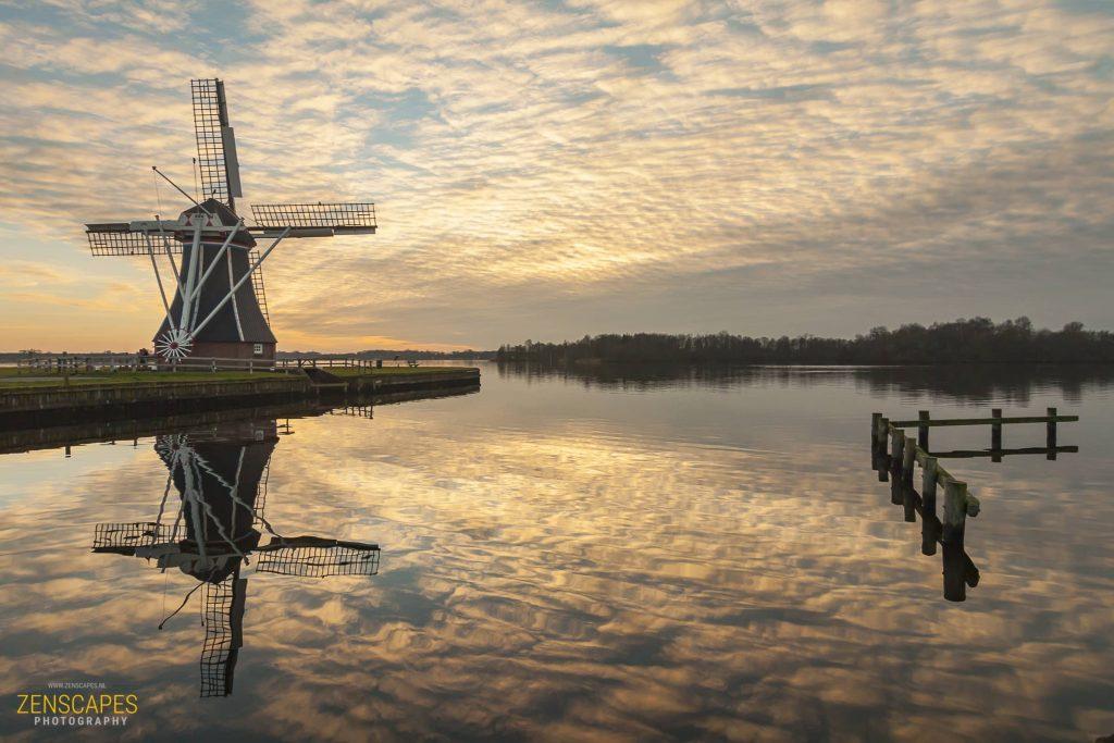 De Helpermolen - Paterswoldse Meer - Groningen