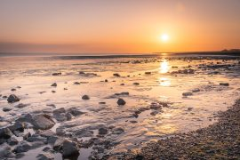 Wierum aan de Waddenzee - Friesland - Een prachtige landschapsfoto