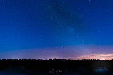 Landschapsfotografie bij nacht - Melkweg op Terschelling